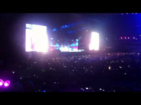Beyonce JAY Z  - Intro + bonnie and clyde live stade de france 13/09/2014