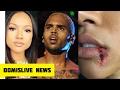 Karrueche: Chris Brown Threatened to K!ll Me After Fighting Rihanna | Karrueche Restraining Order