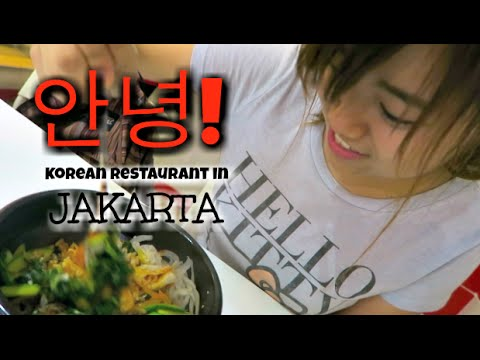 Video Best Korean Food Restaurant in Indonesia
