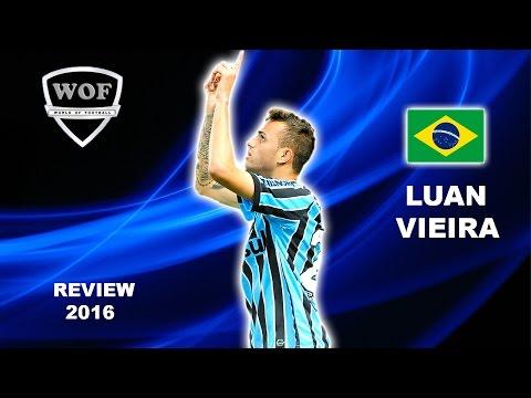 LUAN VIEIRA | Gremio | Goals, Skills, Assists | 2016 (HD)