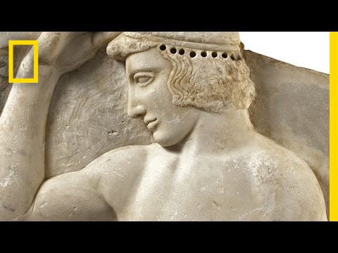 Priceless Ancient Treasures Leave Greece for First Time | National Geographic thumbnail
