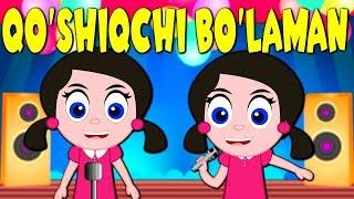 Qo'shiqchi bo'laman | bolalar qo'shiqlari | болалар учун кушиклар | узбекская детская песня