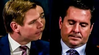 Eric Swalwell CALLS OUT Nunes' Corruption To His Face