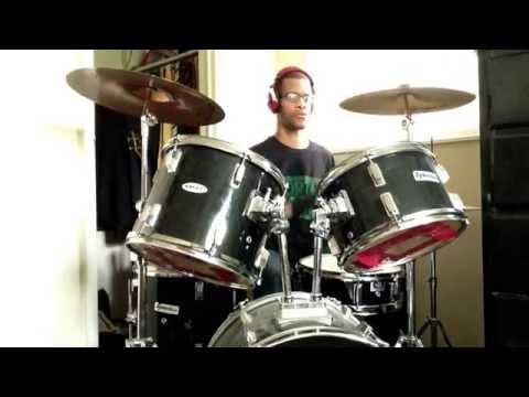 Ted & Sheri – Celebrate (Drum Cover)
