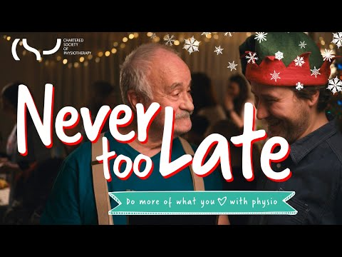 Titel: Never Too Late
