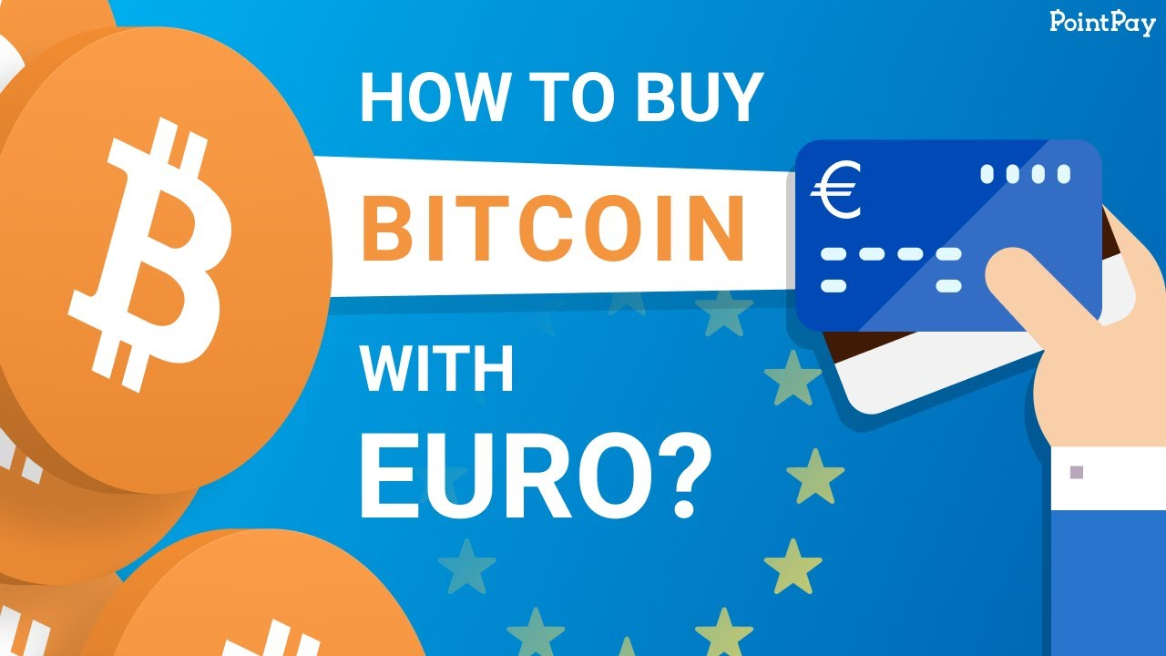 How to buy Bitcoin with EURO using your debit/credit card?