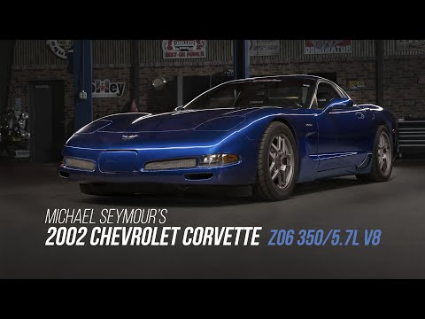 Holley Employee Rides - Michael's 2002 ZO6 Corvette -(Cleetus Drift Machine!)