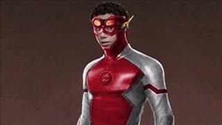CW The Flash Leaked Impulse Suit!!!!