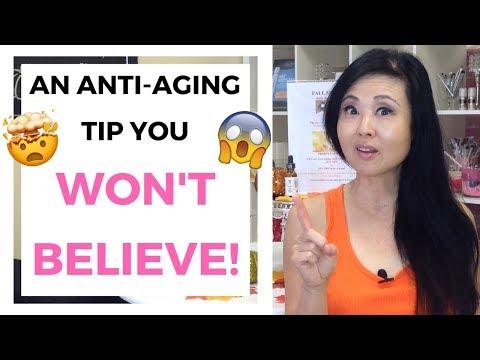 Přírodní jídlo proti stárnutí
