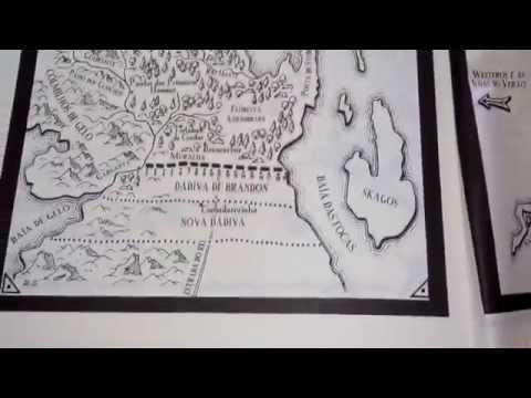 Review Livro A dança dos dragões -edi. Leya