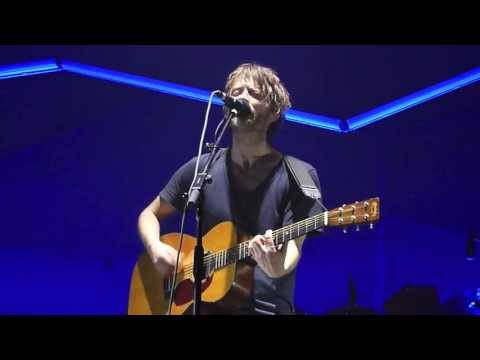 Thom Yorke - 'All The For Best' Live in NYC