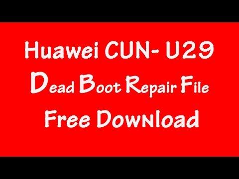 huawei CUN-U29 dead repair - смотреть онлайн на Hah Life