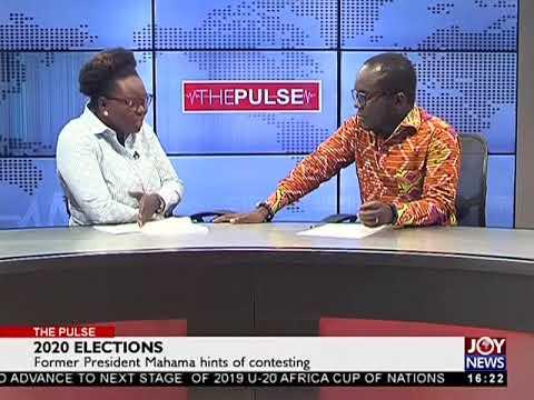 2020 Elections - The Pulse on JoyNews (21-5-18)