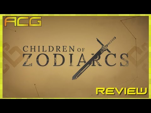 """Children of the Zodiarcs Review """"Buy, Wait for Sale, Rent, Never Touch?"""" - YouTube video thumbnail"""