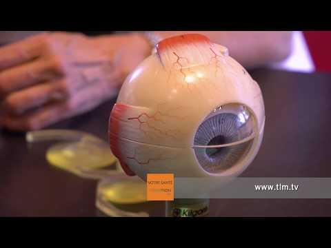 """Ophtalmologie - Emission """"Votre Santé"""" sur TLM"""