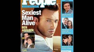 """All """"Sexiest Man Alive"""" 1985-2008"""