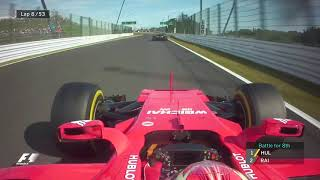 2017 Japanese Grand Prix: Best Onboards