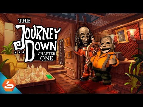 The Journey Down - Chapter One for PS4, XBOX ONE & Switch Announcement (US) thumbnail