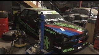 SOIRÉE TUNING au garage des Petits Carreaux ! S15 - E30 & E36 de Drift