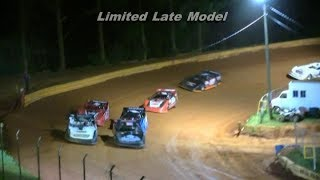 Limited Late Model at Toccoa Raceway April 13th 2019