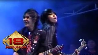 The Rock - Cinta Gila   (Live Konser Malang 05 Juni 2008)