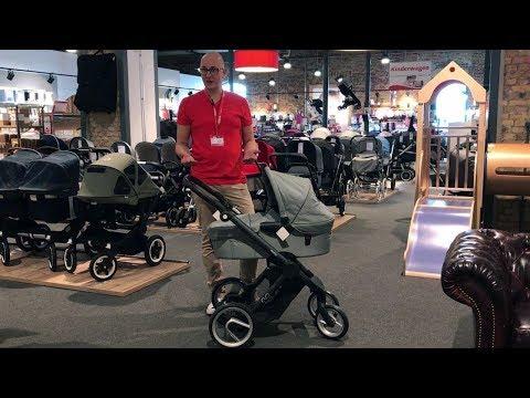 Kinderwagen Evo von Mutsy im Test