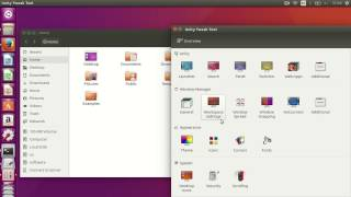 Arc Dark And Light Themes And Arc Icons In Gnome Ubuntu 16-04 - Free