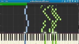 Castlevania: Curse of Darkness - Mortvia Aqueducts (Synthesia)