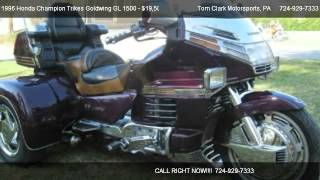 1996 Honda Champion Trikes Goldwing GL 1500  - for sale in Belle Vernon, PA 15012