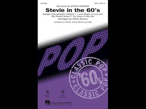 Stevie in the 60s