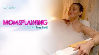 The Live Birth Footage You Never Saw | Momsplaining with Kristen Bell