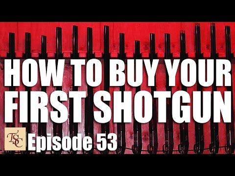 Schools Challenge TV – How to buy your first shotgun