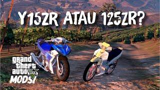 Y15ZR Atau 125ZR !? - GTA 5 MODS (Bahasa Malaysia)