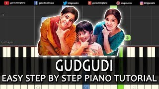 Gudgudi Song Secret Superstar | Easy Step By   - YouTube