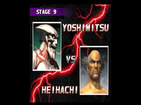 [TAS] PSX Tekken 3 by Spikestuff & N?K in 02:15,15