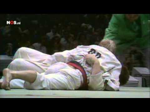 Olympish goud Wim Ruska Munich 1972