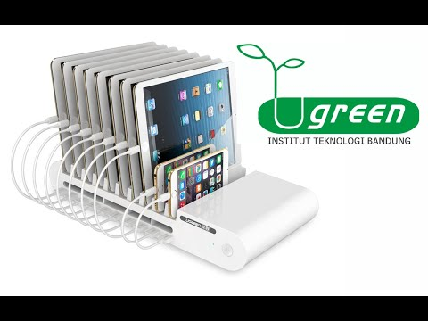 Ugreen - Estación de carga USB