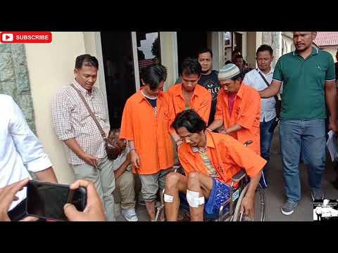 Curi Kereta Orang Yang Sedang Sholat Subuh, 2 Pelaku Kakinya Dibolongi Polisi