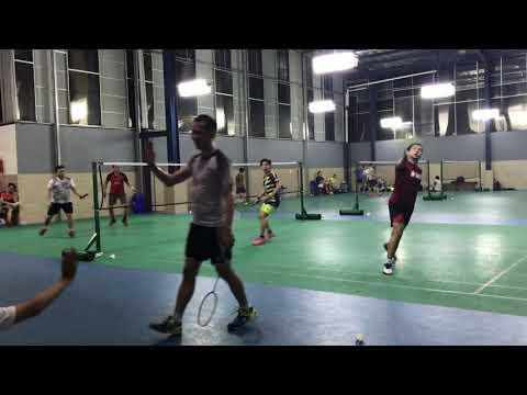 IBC - SBM - Kebot Febri VS Ivan Verdian