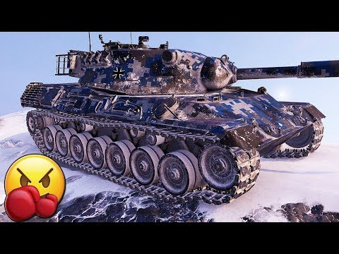 Leopard 1 - REAL FIGHTER - World of Tanks Gameplay