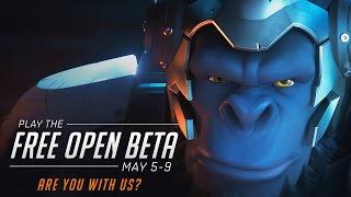 Overwatch teaser beta abierta | ¿Estás con nosotros?