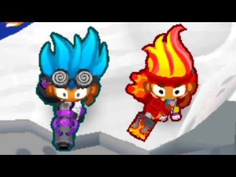 Why Gwendolin Is The Best Hero in Bloons TD 6! (BTD6 CHIMPS