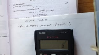 Trial and Error Method shortcut using calculator. HOW TO SOLVE EQUATIONS BY TRIAL AND ERROR METHOD
