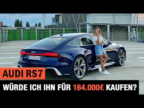 Audi RS 7 (2020) 💙 Würde ich ihn für 164k kaufen? Review | Test | Launch Control | Sound | Night POV