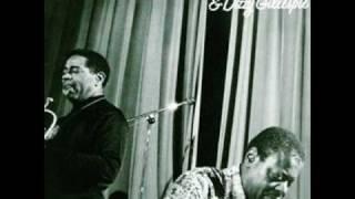 Oscar Peterson & Dizzy Gillespie - Caravan
