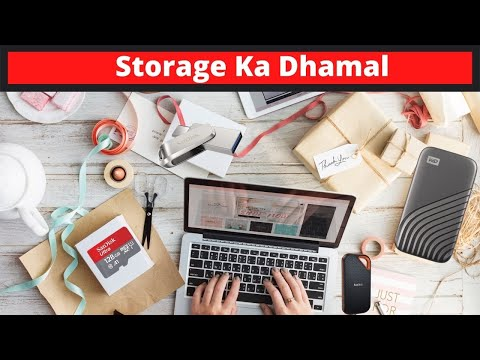 Best storage solutions from Western Digital and Sandisk