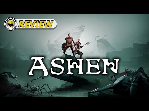 Ashen: REVIEW (Broodingly Beautiful And Eerily Expansive) video thumbnail