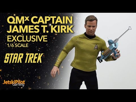 REVIEW: Star Trek Captain Kirk 1/6 Scale Exclusive