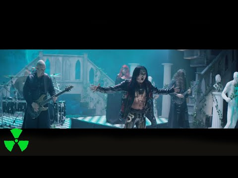 CRADLE OF FILTH - Necromantic Fantasies (OFFICIAL MUSIC VIDEO) online metal music video by CRADLE OF FILTH