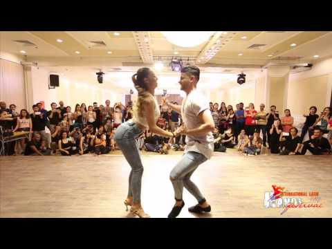 Luis & Andrea - Deja vu (Prince Royce Feat. Shakira) @ Vietnam International Latin Festival 2017